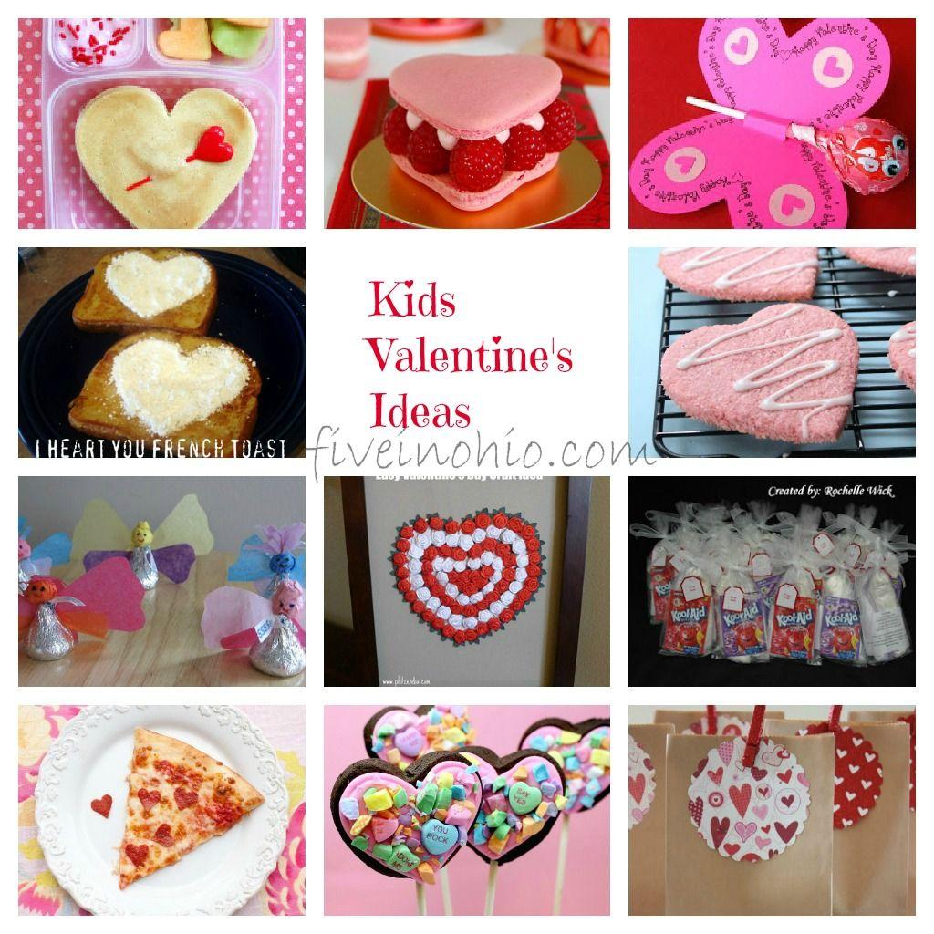 kids valentines day roundup