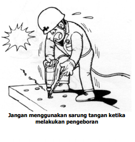 Safety Work Using Power Tools (Electric)