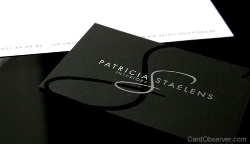Black And White Business Cards Design By Julia Balfourllc Business Card Design Black Classy Business Cards Business Card Design
