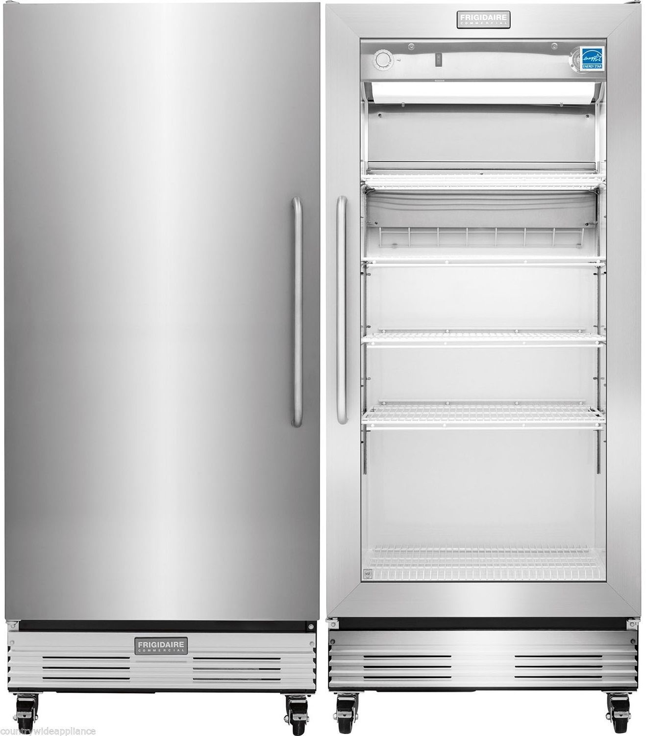 Ft Commercial 179 Cu Ft Commercial Refrigerator Features A Dual Pane,