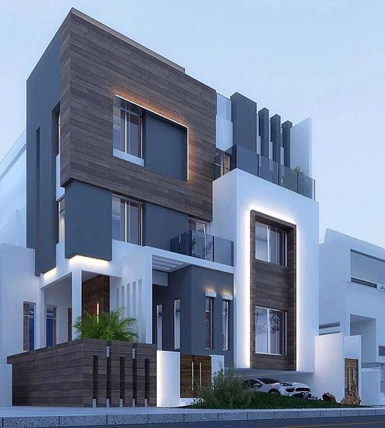 A Addition Featuring 27 Amazing Advanced House Exterior Designs Which Is The Absolute Area To Glamor Ins House Architecture Design Modern Mansion Architecture