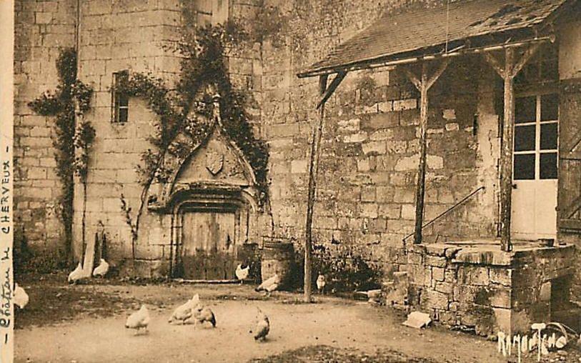 Resultado de imagen para Château de Cherveux