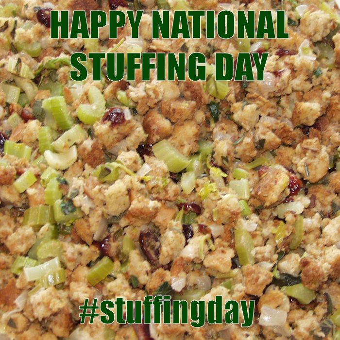 Image result for NATIONAL STUFFING DAY