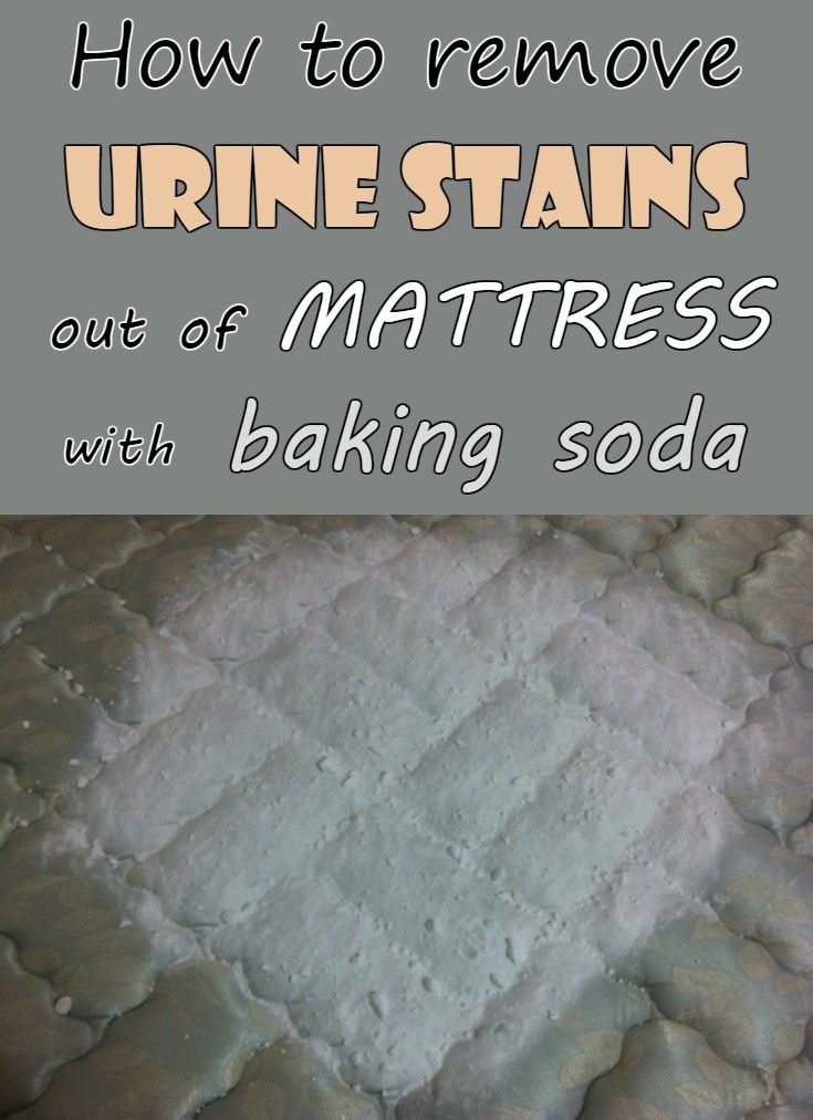 how to remove urine stains out mattress with baking soda mattress. Black Bedroom Furniture Sets. Home Design Ideas