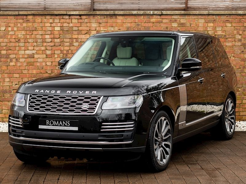 2019 Used Land Rover Range Rover V8 S/C Autobiography LWB