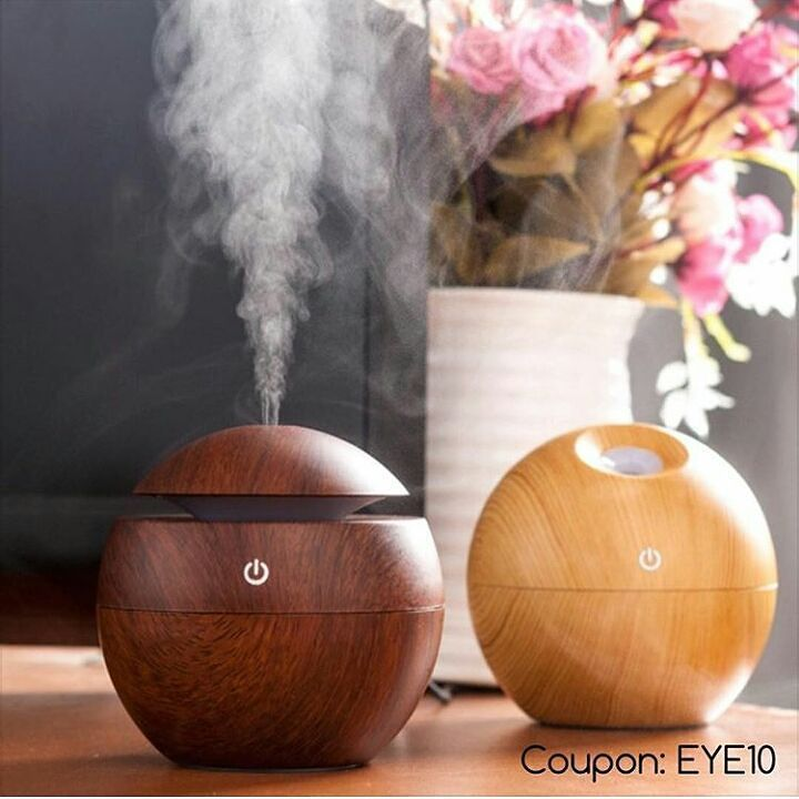 Enlighten Your Mind With Some Of The Most Beautiful Oil Diffusers We Ve Ever Seen From Myzensense Get Yours Essential Oil Diffuser Aroma Diffuser Humidifier