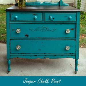 Jasper Chalk Paint 1Litre Chalk Furniture Paint