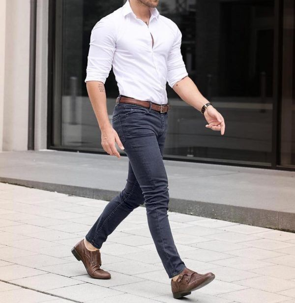 Men's Business Casual Shoes Guide and