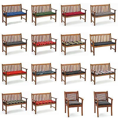 bankauflagen sitzkissen kissen auflagen f r gartenbank bank sessel bankauflage ayk world. Black Bedroom Furniture Sets. Home Design Ideas