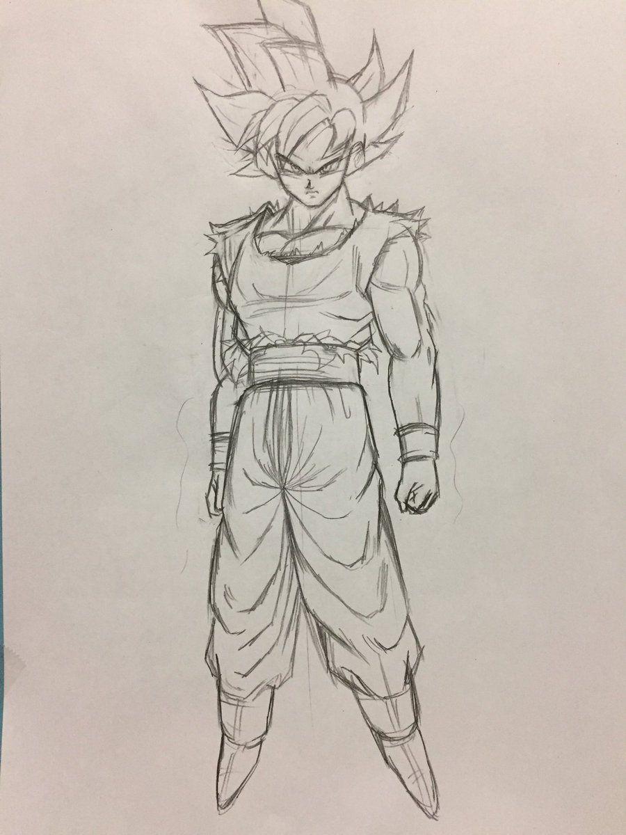 Anime Dibujos A Lapiz Goku Animeart Animeboy Animedrawing Dibujo De Goku Goku A Lapiz Goku Dibujo A Lapiz