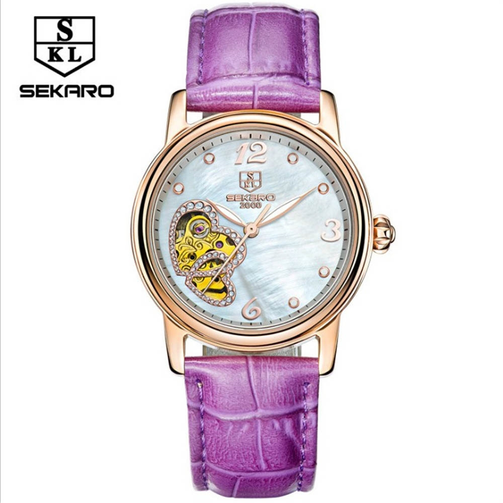 7f001575fb76a Woman · 69.20  Watch here - http   aliz5k.shopchina.info 1. Mechanical Watch CasualLeather WatchesSkeletonWatch ...