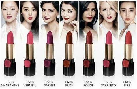 11 Red Lipsticks For Every Budget | Mauve lipstick, Velvet