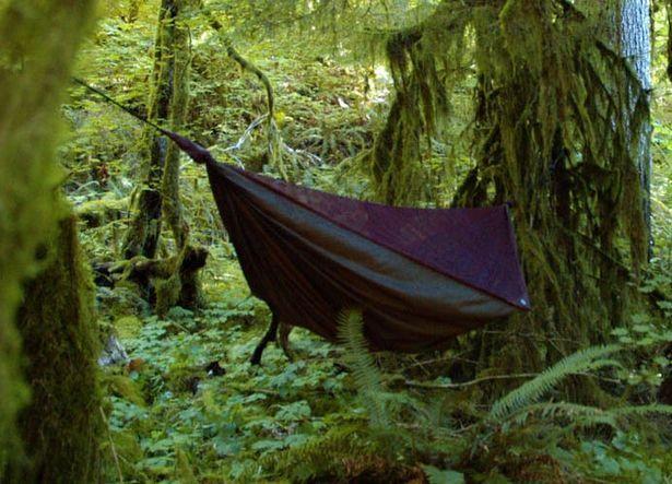 How To Make A Rope Hammock Hammock Life Hiking