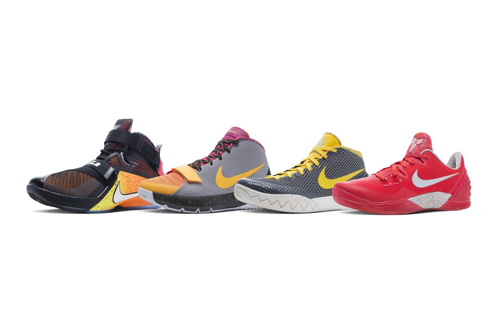 Lebron KD Kyrie Kobe / Nike News - Inside Access: Nike Fosters Basketball's  Growth and