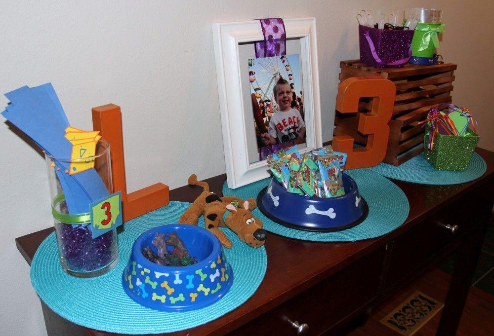 Scooby Doo Birthday Party Ideasscooby fruit chews scooby snacks