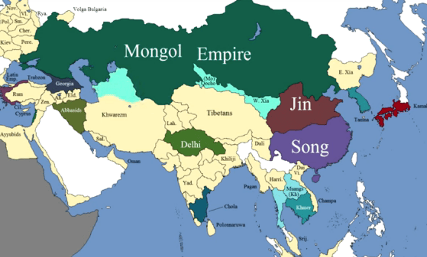 history c Asian c middle eastern