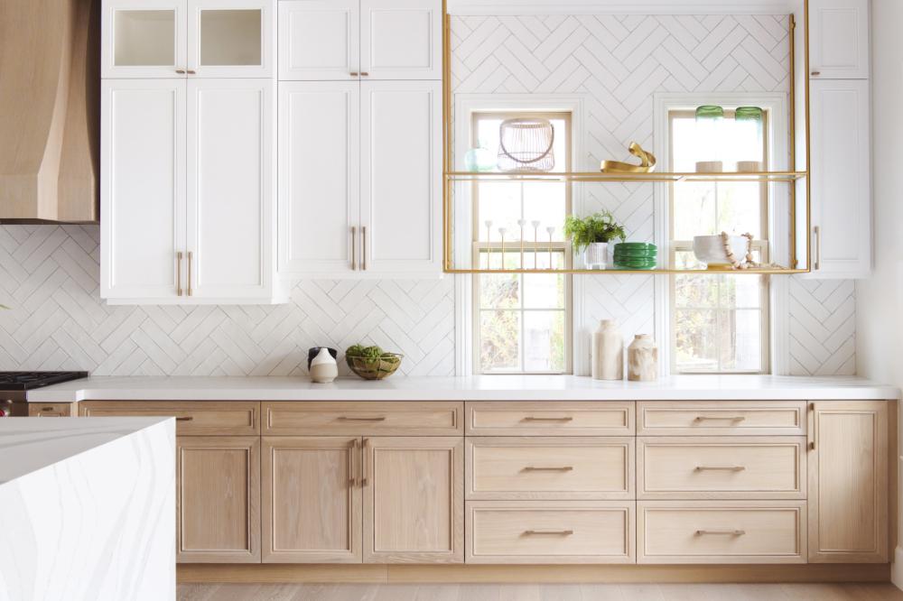 Maple Leaf Kitchen Contemporary Kitchen San Diego By Savvy Interiors Kitchen Cabinet Trends Wood Tone Kitchen Cabinets Kitchen Room Design