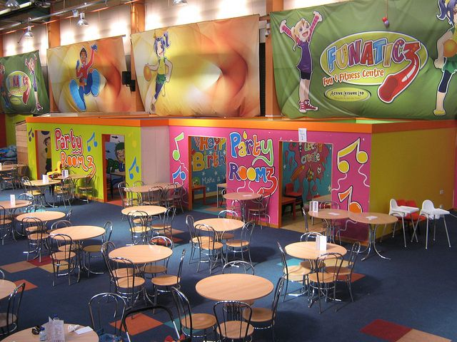 Kids Birthday Party Venues Near Me