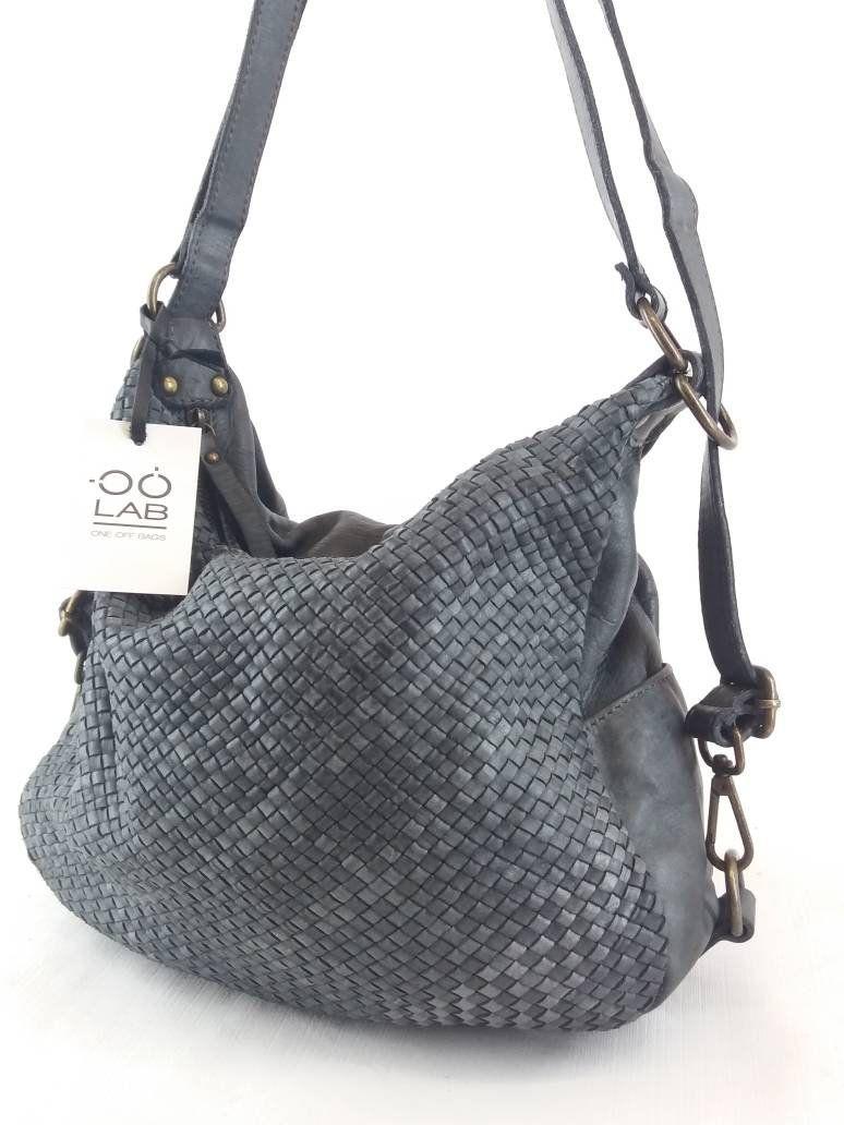 Photo of Borsa zaino da donna, borsa a spalla, borsa di pelle artigianale,borsa di pelle fatta a mano, borsa intrecciata, zaino e borsa