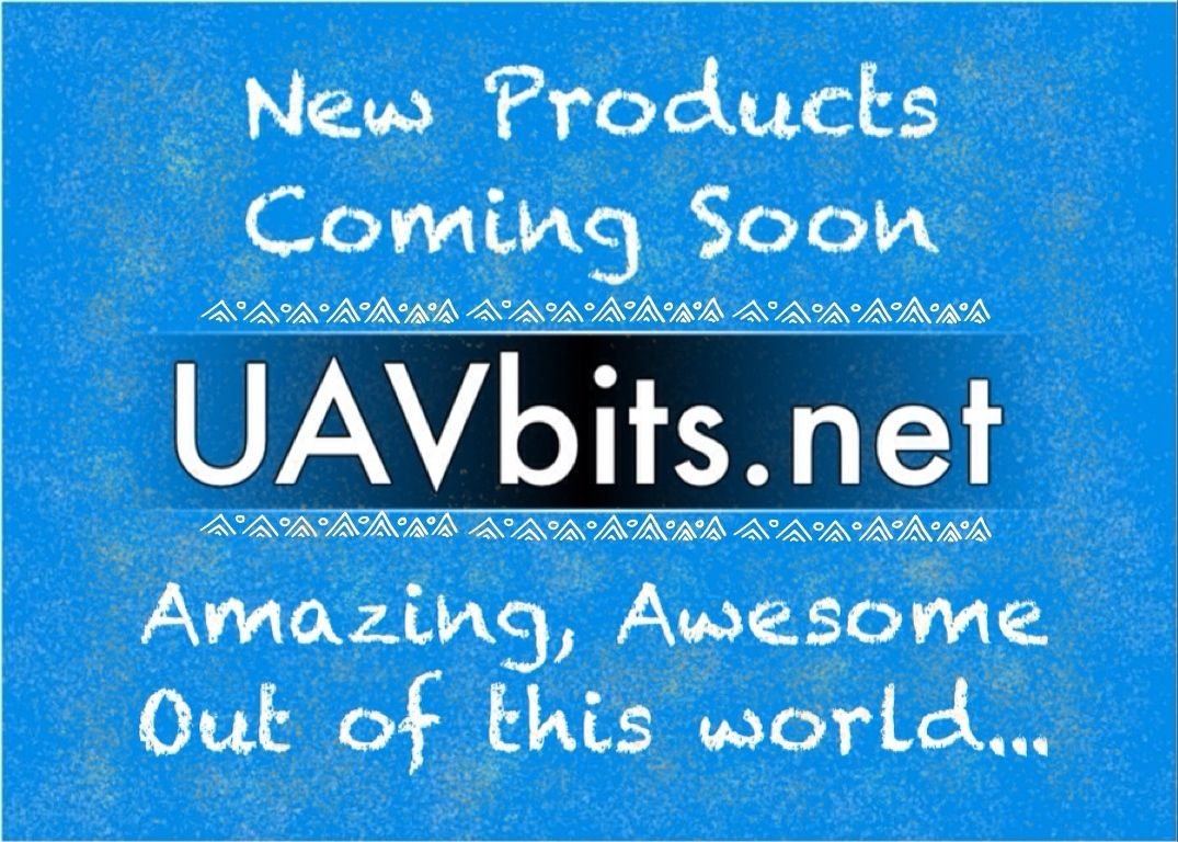 Stay tuned... They're almost here!!! #uavbits.net #UAV #dji #quadcopter #dronesforgood #dronelife