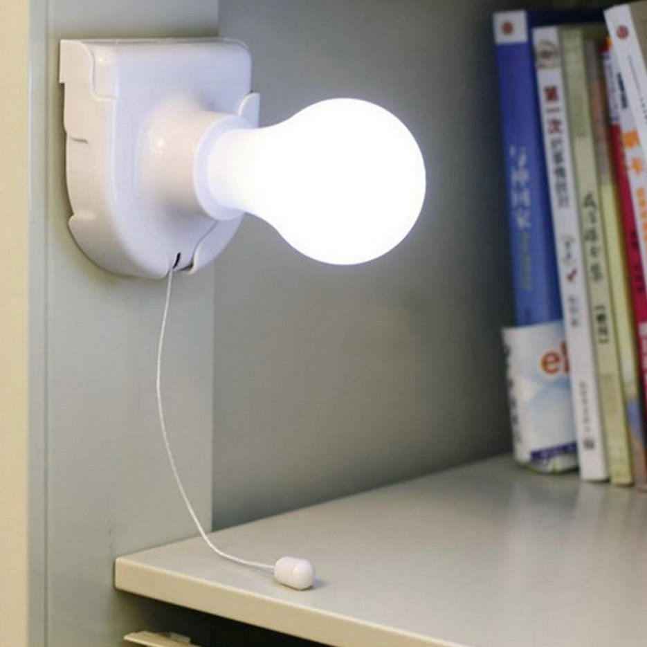 Stick up bulb cordless battery operated light cabinet closet lamp stick up bulb cordless battery operated light cabinet closet lamp home use di arubaitofo Gallery