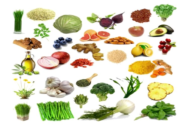 35 Lebensmittel, die deinen gesamten Körper entgiften und reinigen - ☼ ✿ ☺  Informationen und Inspirationen für ein B… | Körper entgiften, Entgiften,  Leber entgiften