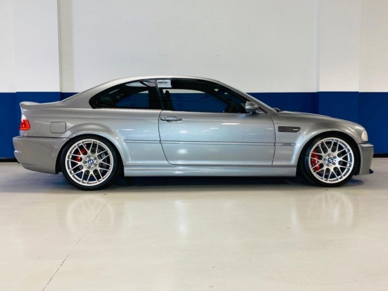 2004 Bmw M3 Csl For Sale Time To Check Those Finances Carscoops Bmw Bmw M3 Bmw M3 2004