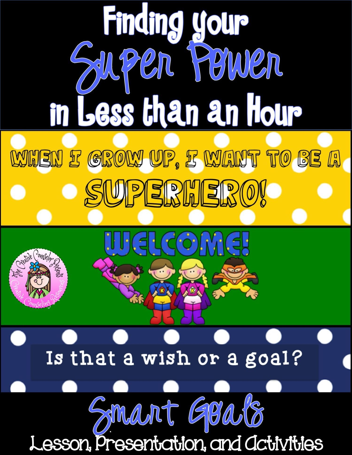 Find Your Super Power In Less Than An Hour Setting Smart