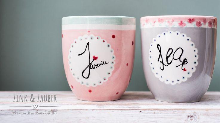 Keramik bemalen- Kreatives auf und aus Keramik Einzigartig im Rems-Murr-Kreis #ceramicpainting