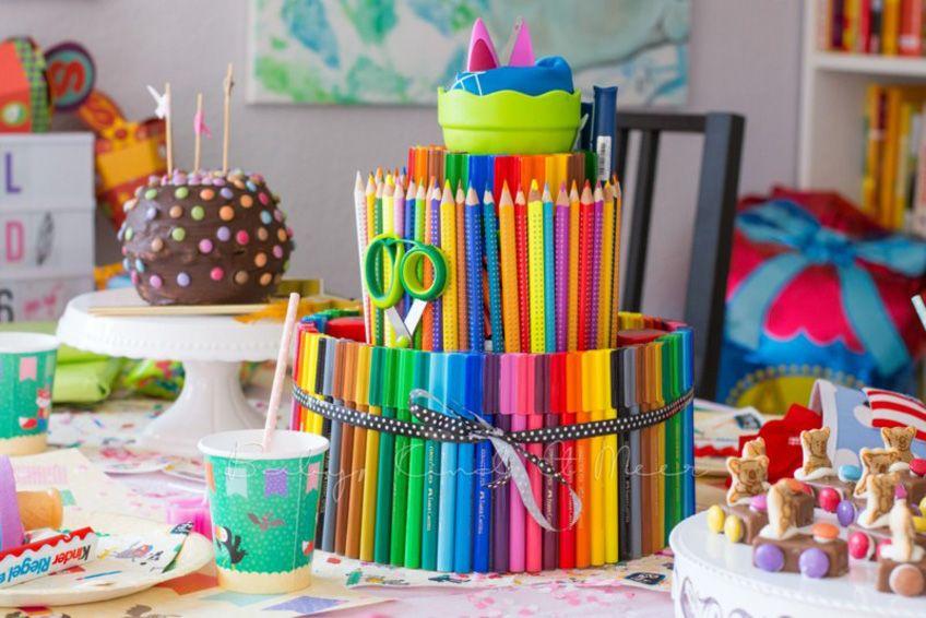 Einschulung Schulanfang Schulkinder Kuchen Einschulung Einschulung
