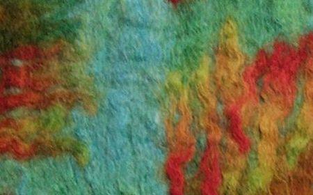 M Cómo hacer fieltro con un suéter de lana