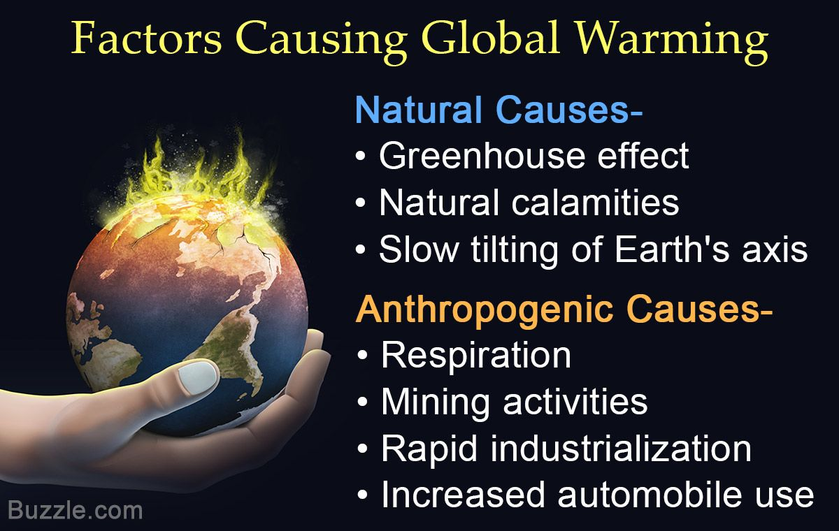 literature review on global warming