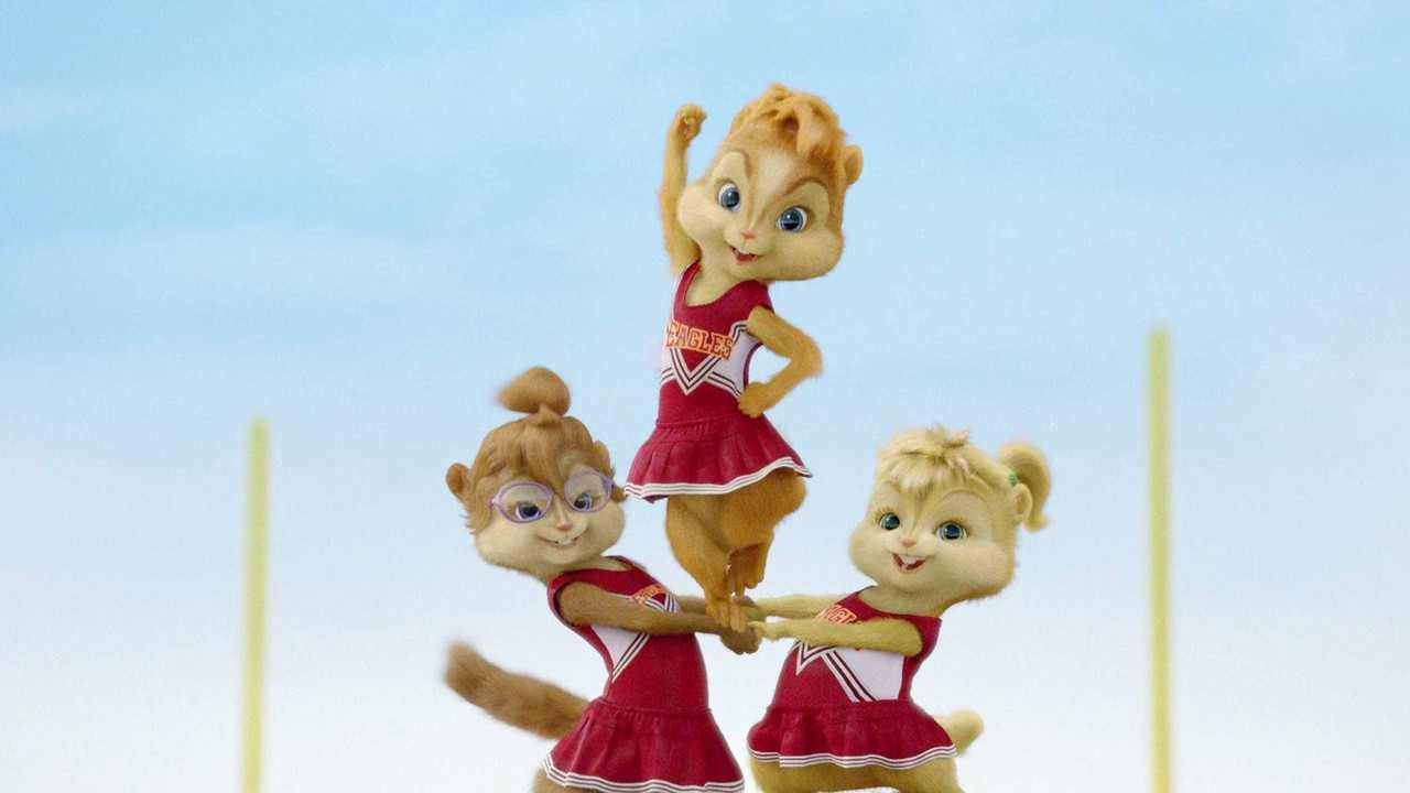 Alvin And The Chipmunks Chipwrecked 2011 Alvin E Os Esquilos