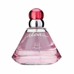 Laloa Pink Perfume Feminino  Eau De Toilette Floral Frutal 100ml