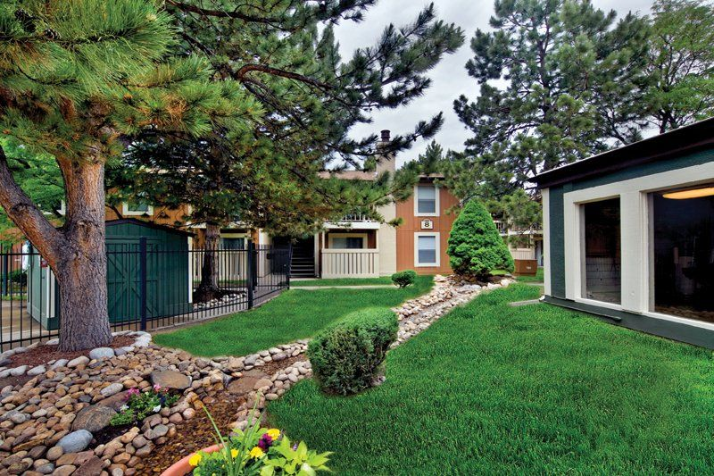 Creekside Apartments in Denver, CO | Apartment home living ...