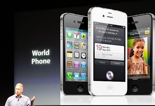 Apple announced the new iPhone 4S World Phone