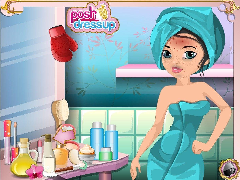 Czas na słodką przemianę nastolatki, która nie jest zadowolona ze swojego wyglądu. Spraw, by było inaczej. Niech dziewczyna dzięki zrobionym przez Ciebie maseczkom wygląda pięknie! http://www.ubieranki.eu/gry/2498/slodka-przemiana.html