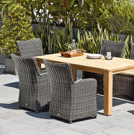 Lifestyle Garden Sydney Chicago Dining Set Create Your