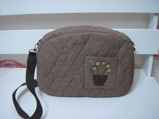 Photo of Patchwork Bag Tutorial.