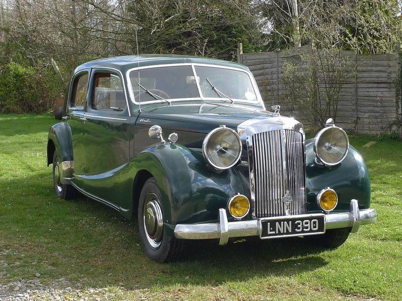 Austin Sheerline A125 1950 | British Classic Cars | Pinterest | Cars ...