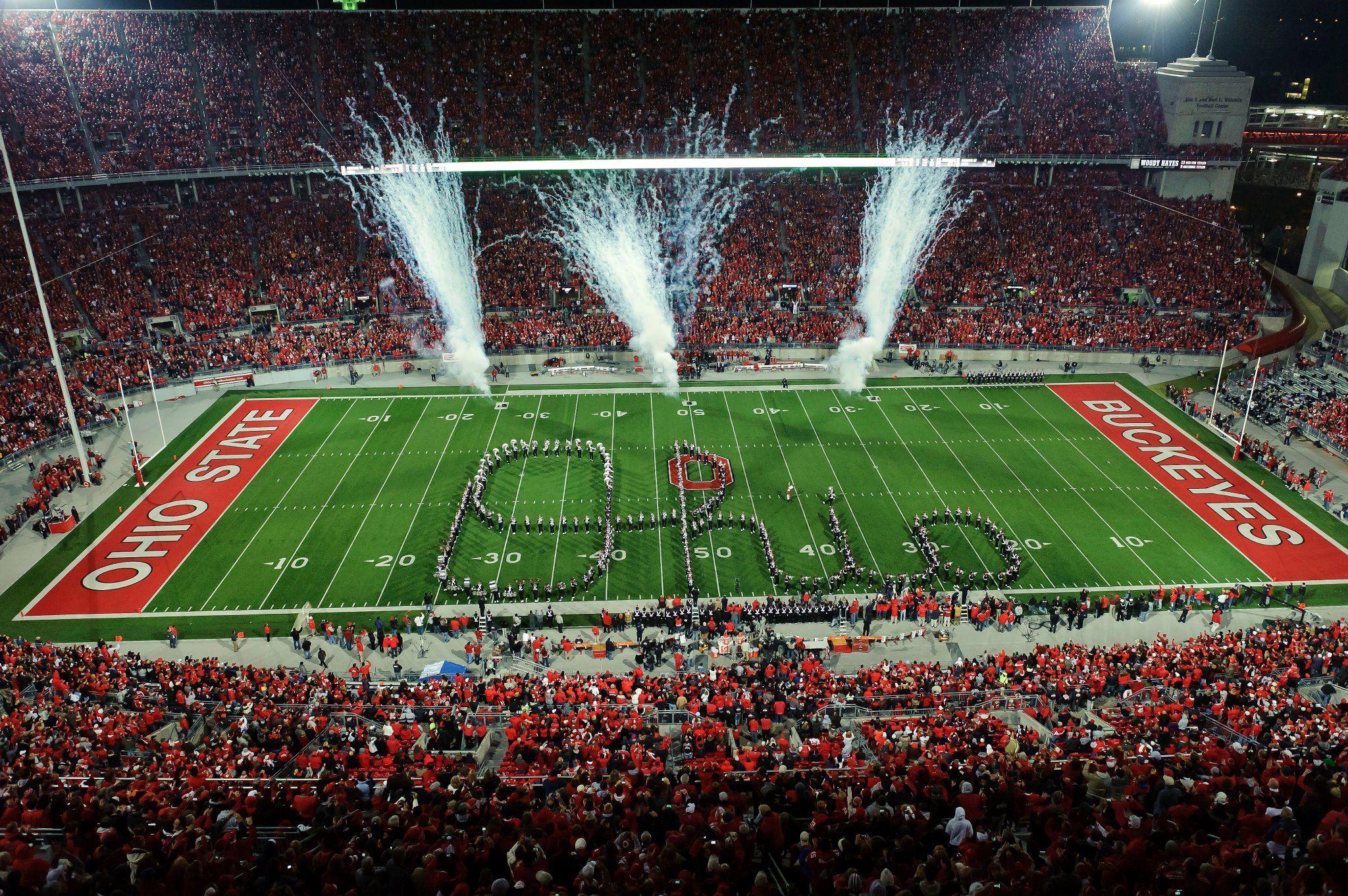 Ohio State Football Stadium Images