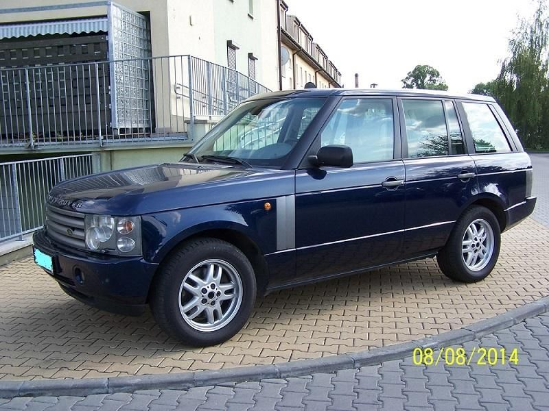 Land Rover Range Rover 3 0tdi 2002r 4497696948 Oficjalne Archiwum Allegro Range Rover Land Rover Dream Cars