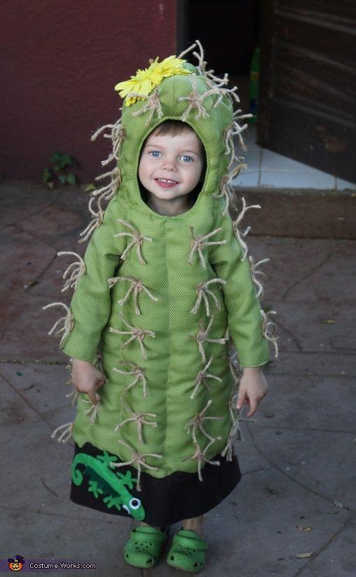 The Little Cactus Costume - Halloween Costume Contest via @costume_works