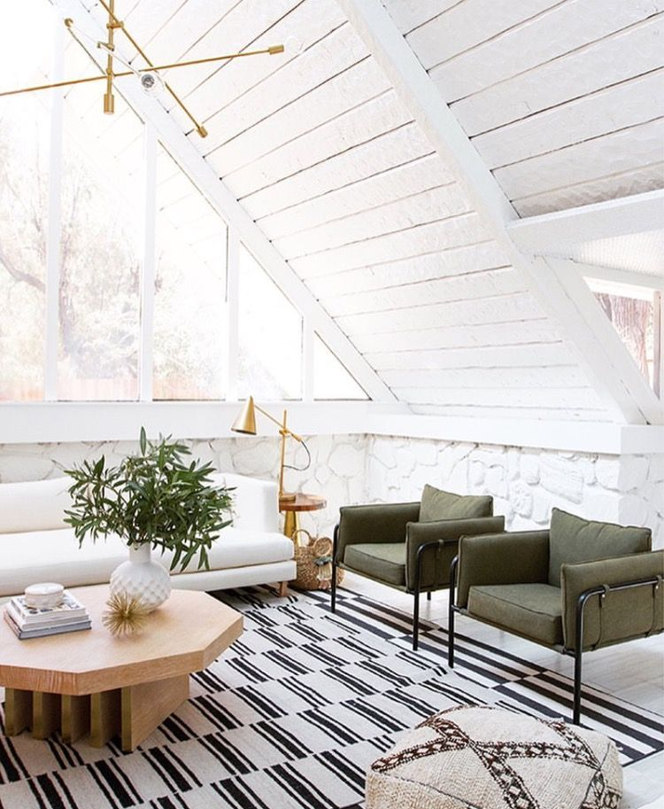 Love this bright airy living room