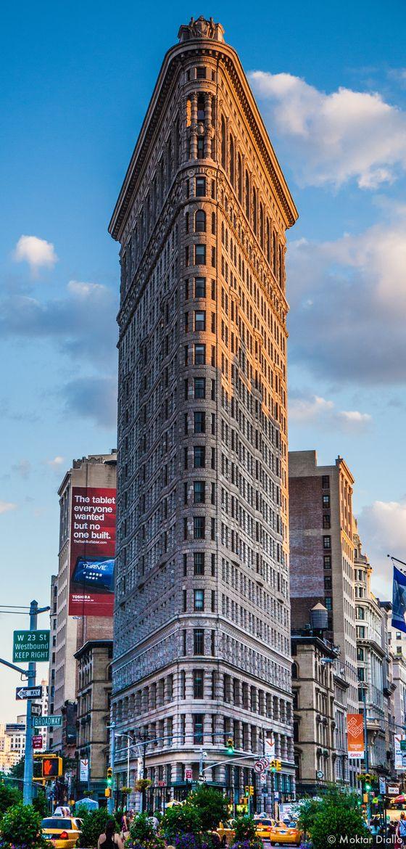 Flatiron Building, Manhattan, NYC