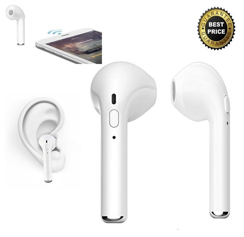 Mini Wireless Bluetooth Earbuds Headsets Headphones In Ear Iphone Apple Airpods Womdofour Bluetooth Earbuds Wireless Bluetooth Earbuds Earbuds