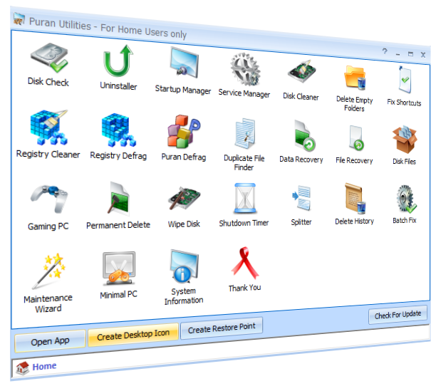 Puran Utilities Pc system, Data recovery, Hacking computer