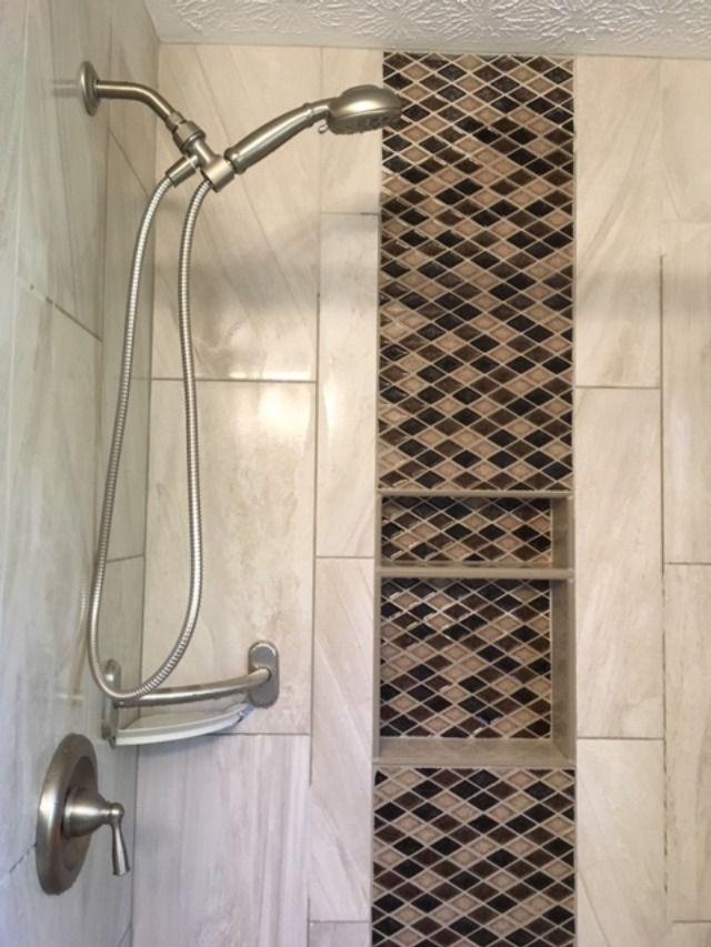 Vertical Wall Tile Great Lakes Michigan Porcelain Tile