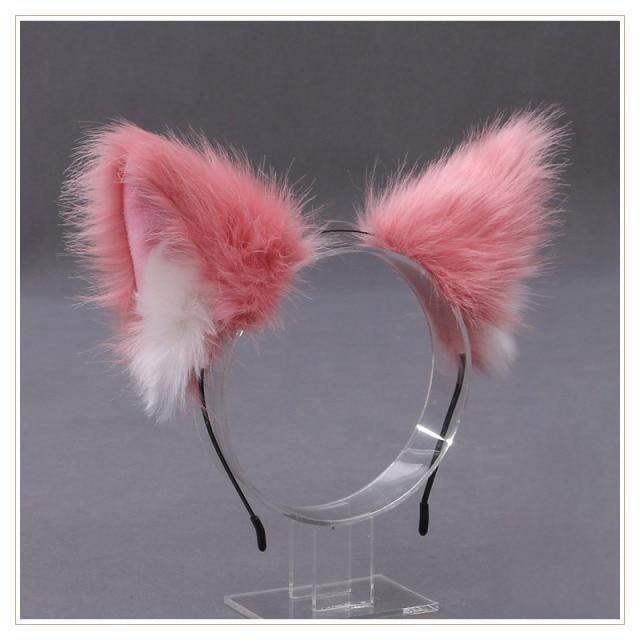 Photo of Anime Hair Accessories Ears – 6