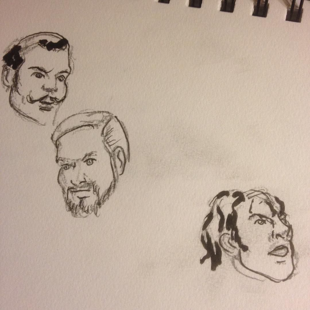 vaudevillains and deanambrose win as my drawing arm gives out to